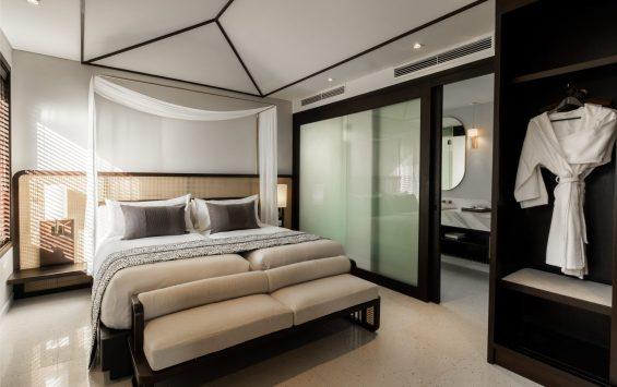Three Bedroom Pool Villa (Ocean Front)- Twin Bedroom