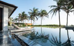 Three Bedroom Pool Villa (Ocean Front)- Exterior