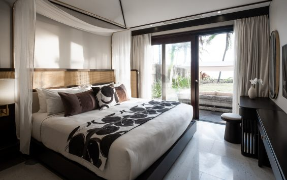 Three Bedroom Pool Villa (Ocean Front) - Twin Bedroom