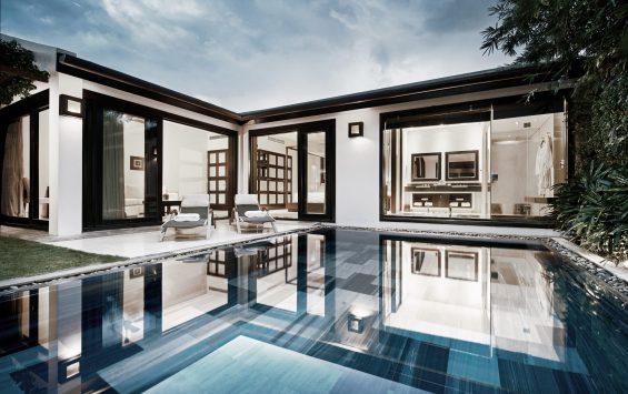 One Bedroom Pool Villa - Exterior